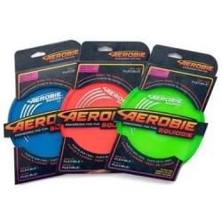 Farverig Frisbee