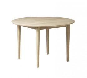 FDB Møbler - Bjørk Spisebord Ø115 - Natur