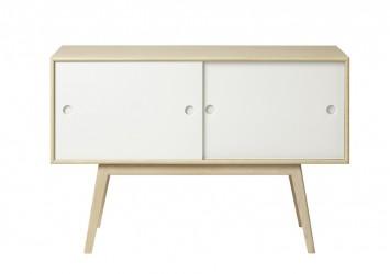 FDB Møbler - Butler Skænk - Hvid