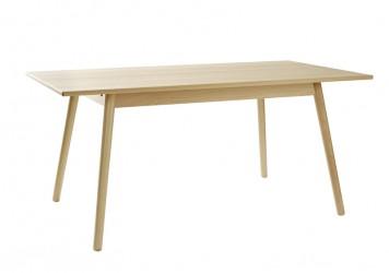 FDB Møbler - C35B Spisebord 160x82 - Hvid