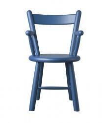 FDB Møbler - P9 Børnestol - Blå