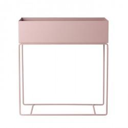 Ferm living - Plante kasse - Plant box, Rosa (L)