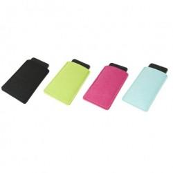 Filt mobilholder (pink)