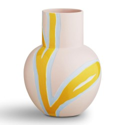 Fiora vase (pink/h25 cm)
