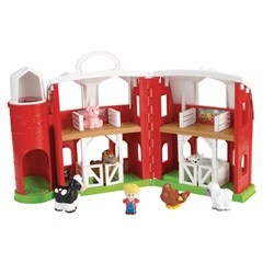 Fisher Price bondegård