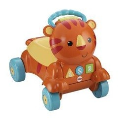 Fisher Price tiger gå vogn