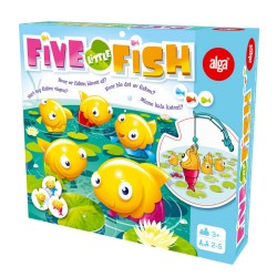 Five Little Fish