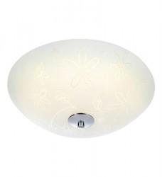 Fleur Loftlampe LED 35 cm White/Chrome