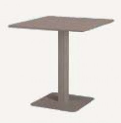 Flower fixed table 70x70