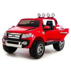 Ford elbil - Ranger F650 - Rød