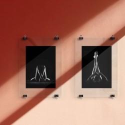 Fotoramme Frame Kit A4