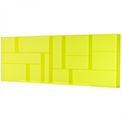 Fox box sÆttekasse (lille/gul)