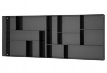 Fox box sÆttekasse (lille/sort)