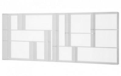 Fox box sÆttekasse (stor/klar)