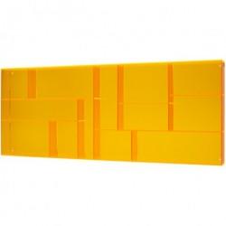 Fox box sÆttekasse (stor/orange)