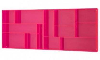 Fox box sÆttekasse (stor/pink)