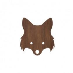 Fox lampe (rØget eg)