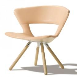 Fredericia Furniture 1036 Mundo Lounge Stol