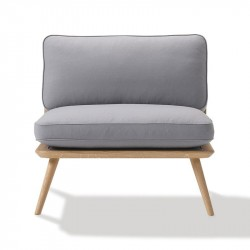 Fredericia Furniture 1710 Spine Lounge Stol