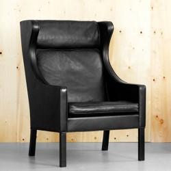 Fredericia Furniture 2204 BM Øreklapstol