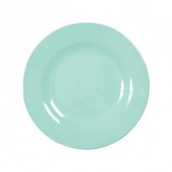 Frokost tallerken (mØrk mint)