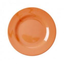 Frokost tallerken (neon orange)