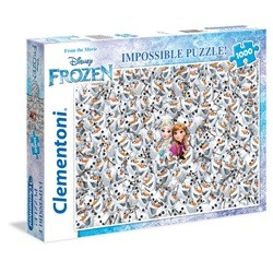 Frost puslespil - 1000 brikker