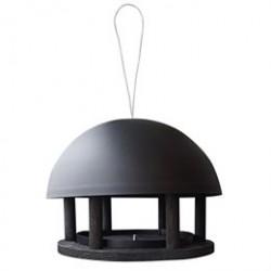 Fuglehus til ophængning - Dome Black