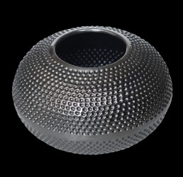 FUHRHOME Stockholm vase - sort jern