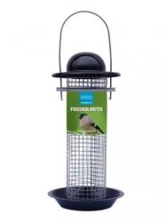 Garden Life - Foderautomat fugle sort til nødder
