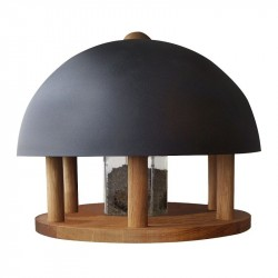 Garden Life - Pantheon Fuglefoderhus/foderbræt uden stander