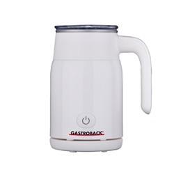 Gastroback 42325 hvid mælkeskummer