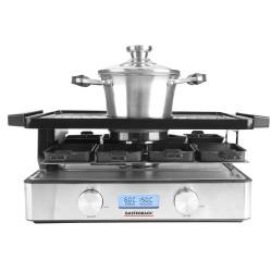 Gastroback fondue+raclette 42561