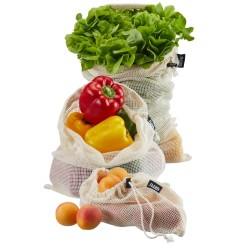 Gefu grøntsagsnet - Aware - 3 stk.