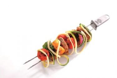 Gefu Twinco BBQ Grillspyd med håndtag 2 stk