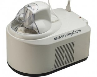 Gelato Chef 2200 Ismaskine hvid 1,5 liter