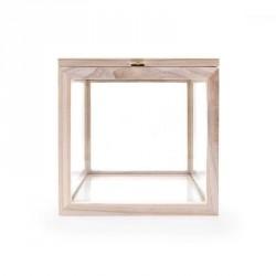 Glas opbevaring (square)