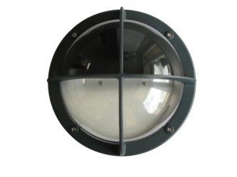 GN Belysning skotlampe - koksgrå