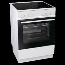 Gorenje Essential keramisk komfur EC8617WB (hvid)
