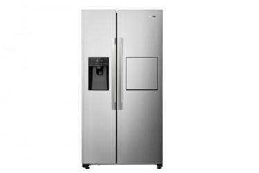 Gorenje Nrs9182vxb1 Amerikanerkøleskab - Rustfrit Stål