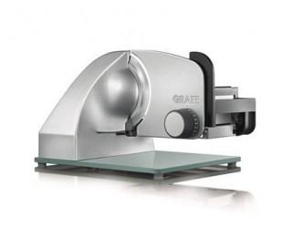 Graef Master Skæremaskine med Glasbund, Glat Klinge