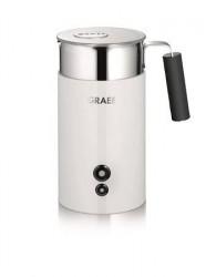 Graef MS701 Mælkeskummer med Aftagelig Beholder, Hvid