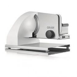 Graef Sliced Kitchen 901, Skæremaskine 19 cm, Hvid