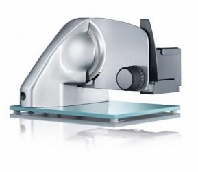 Graef Vivo Twin, Skæremaskine med Glasbund, Tandet + Glat Klinge
