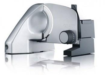 Graef Vivo Twin Skæremaskine med Glat + Tandet Klinge, Rustfri Stål