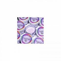 Gram Dekorationsglimmer lys lilla - 5 gram