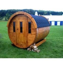 Greenwell Sauna Ø190 x 200 cm.