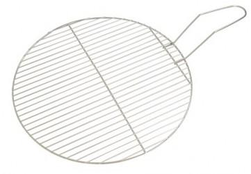 Grillrist 55 cm til Bålpande 70 cm Rustfri stål