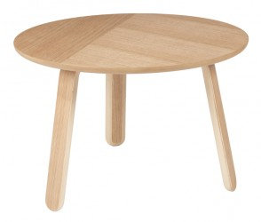 GUBI - Paper Lounge bord Eg - Ø60