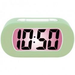 Gummi alarm ur (grØn)